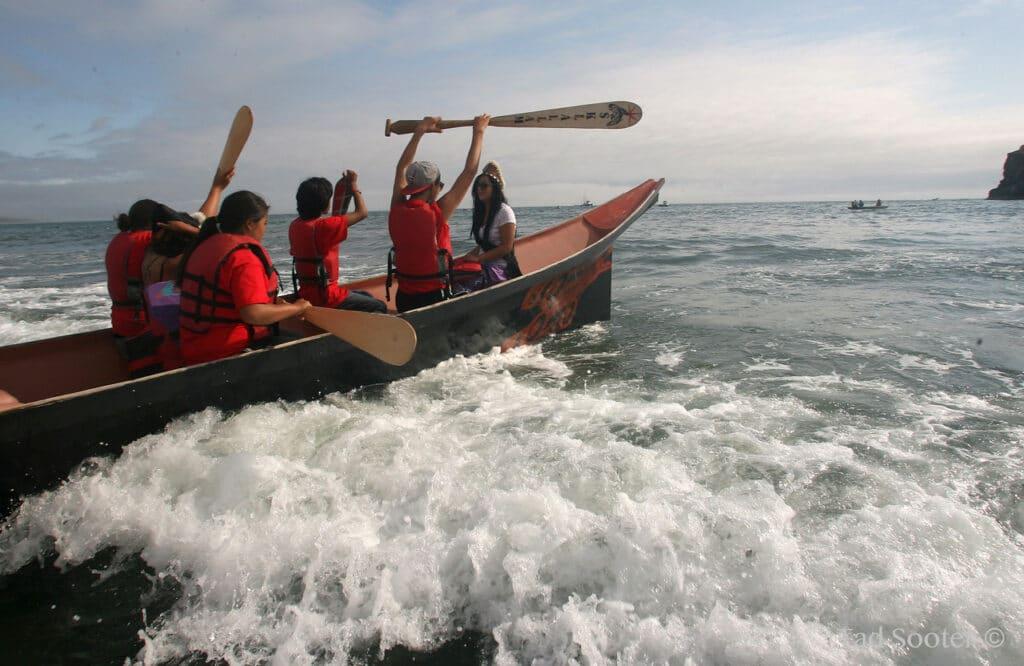Tribal Canoe Journeys