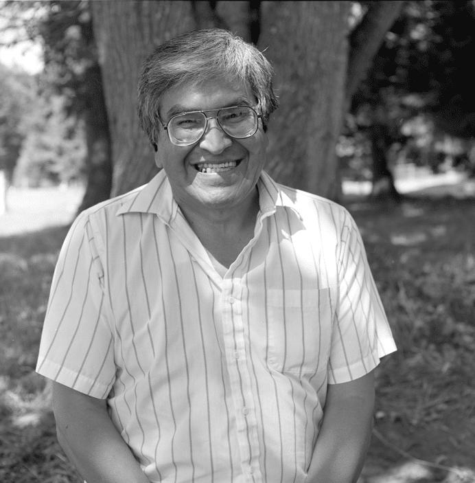 Ted George S'Klallam Elder